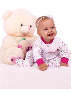 """Комплект для малышей (блуза и рейтузы) """"Мышата"""""""
